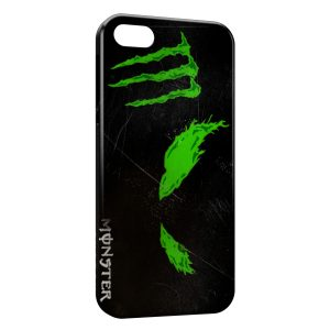 Coque iPhone 5C Monster Energy 4