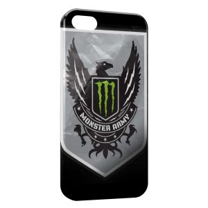 Coque iPhone 5C Monster Energy Army