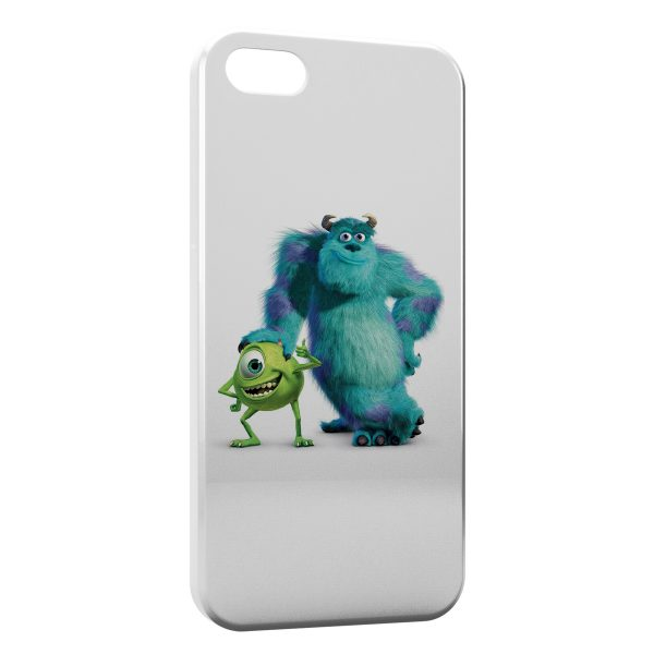 Coque iPhone 5C Monstre & Compagny