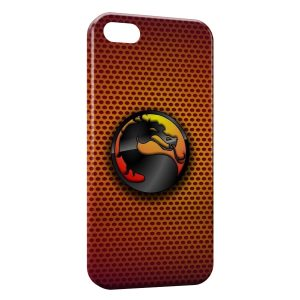 Coque iPhone 5C Mortal Kombat 2