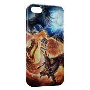 Coque iPhone 5C Mortal Kombat