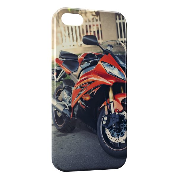 Coque iPhone 5C Moto 3