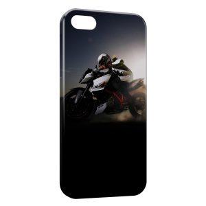 Coque iPhone 5C Moto Ktm 990 super duke