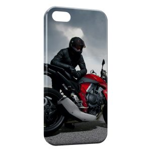 Coque iPhone 5C Moto Sport 2