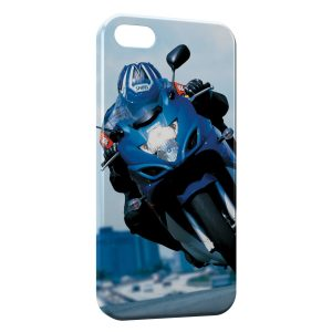 Coque iPhone 5C Moto Suzuki gsx 650f