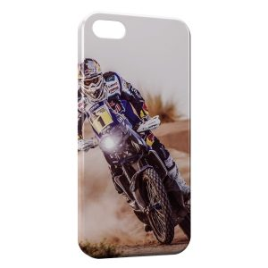 Coque iPhone 5C Motocross Rider