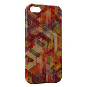 Coque iPhone 5C Multicolor Style