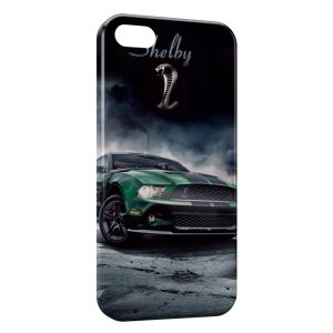 Coque iPhone 5C Mustang Shelby