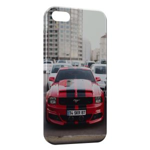 Coque iPhone 5C Mustang Style