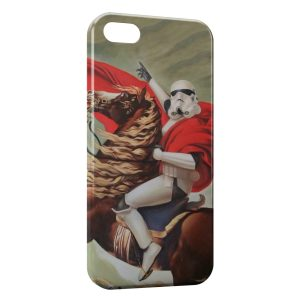 Coque iPhone 5C Napoléon Star Wars