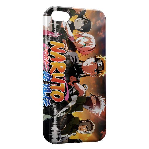 Coque iPhone 5C Naruto 5
