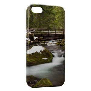 Coque iPhone 5C Nature 2