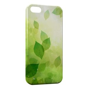 Coque iPhone 5C Nature