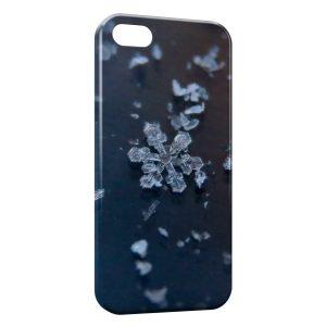 Coque iPhone 5C Neige 5