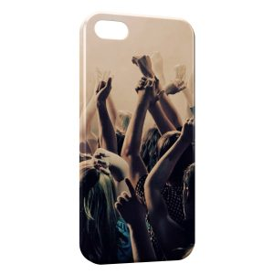 Coque iPhone 5C Night Club House