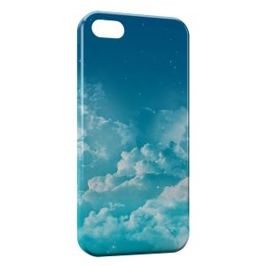 Coque iPhone 5C Nuages