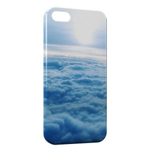 Coque iPhone 5C Nuages
