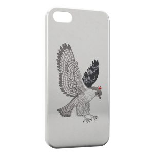 Coque iPhone 5C Oiseau Design Style