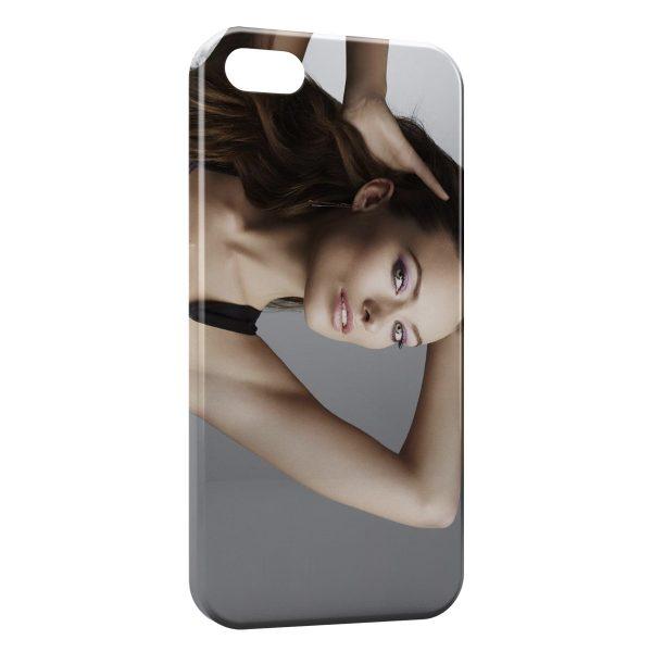 Coque iPhone 5C Olivia Wilde 3
