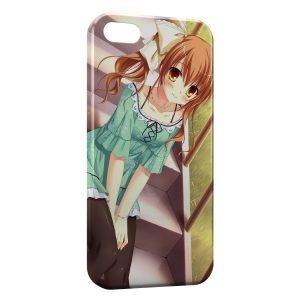 Coque iPhone 5C Omigawa Hitomi - Love La Bride