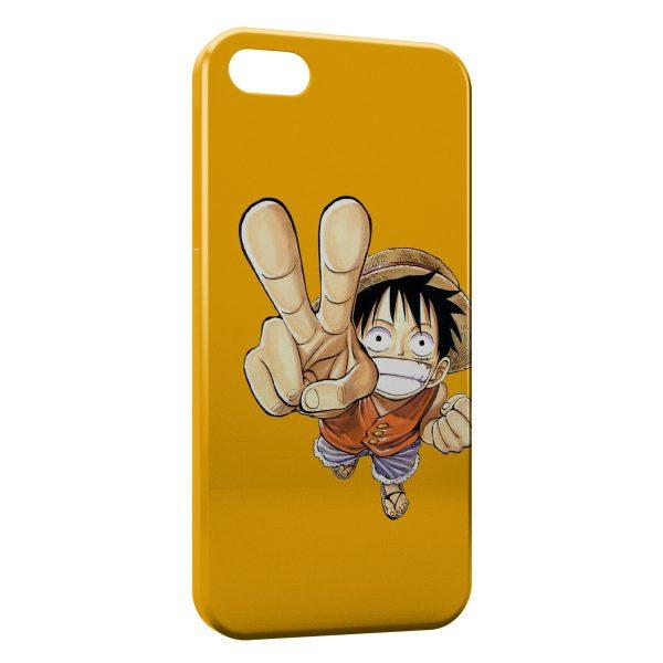 Coque iPhone 5C One Piece Manga 16