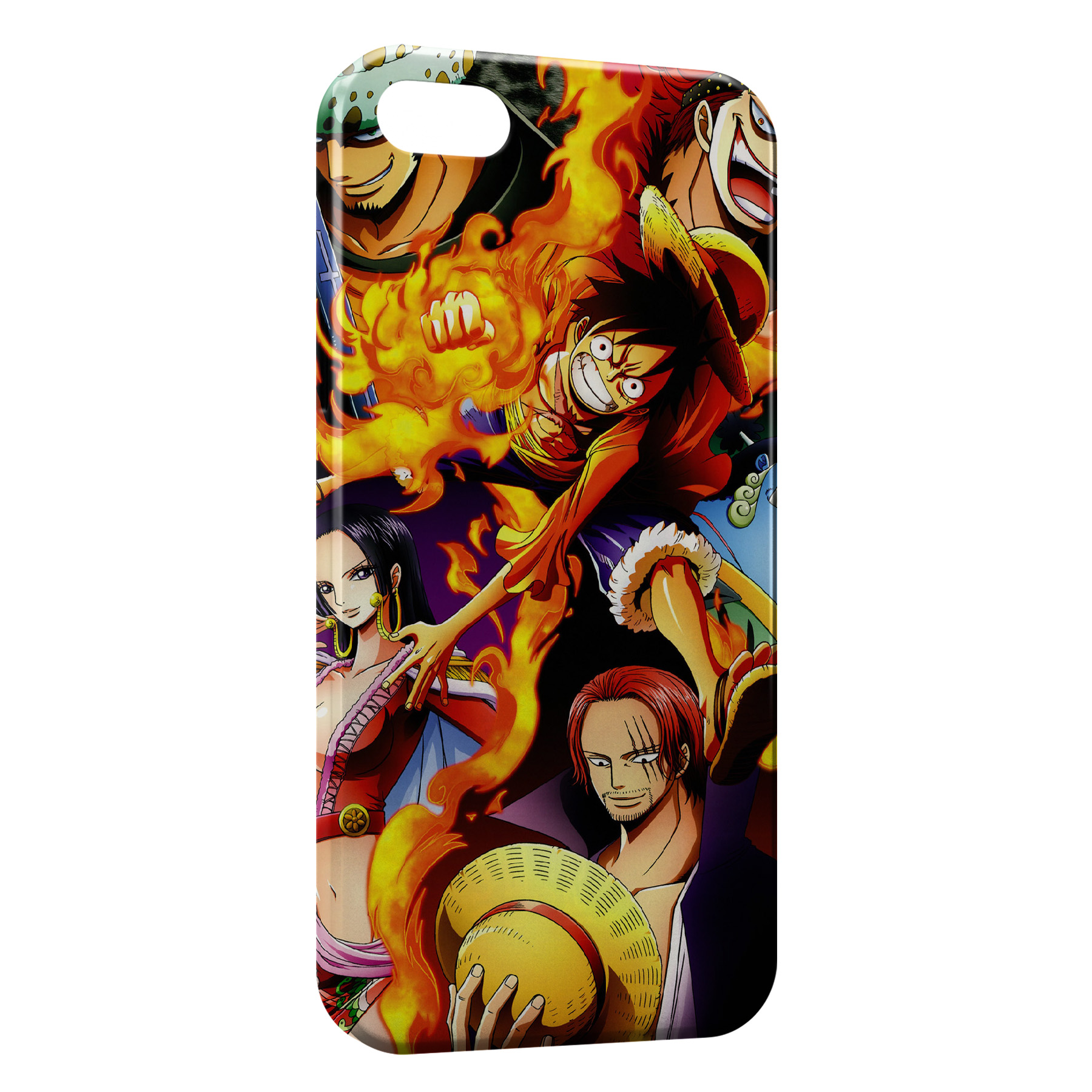 Coque iPhone 5C One Piece Manga 23