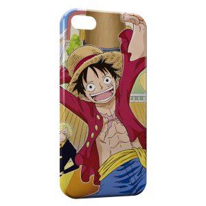 Coque iPhone 5C One Piece Manga 31