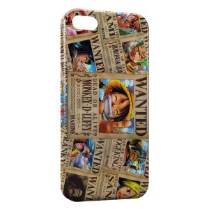 Coque iPhone 5C One Piece Wanted