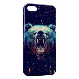 Coque iPhone 5C Ours Style