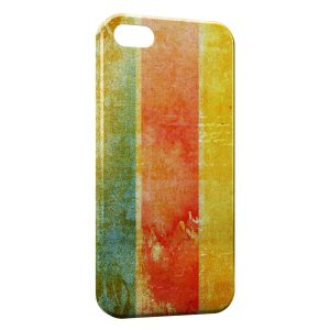 Coque iPhone 5C Painted Wall