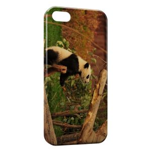 Coque iPhone 5C Panda 2