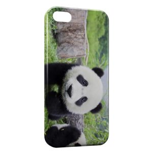 Coque iPhone 5C Panda 5