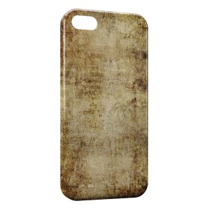 Coque iPhone 5C Papier Vintage