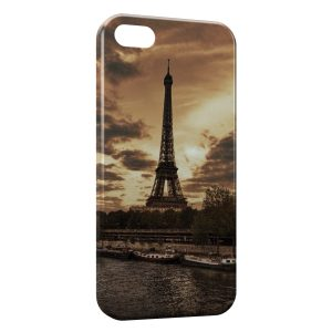 Coque iPhone 5C Paris Tour Eiffel