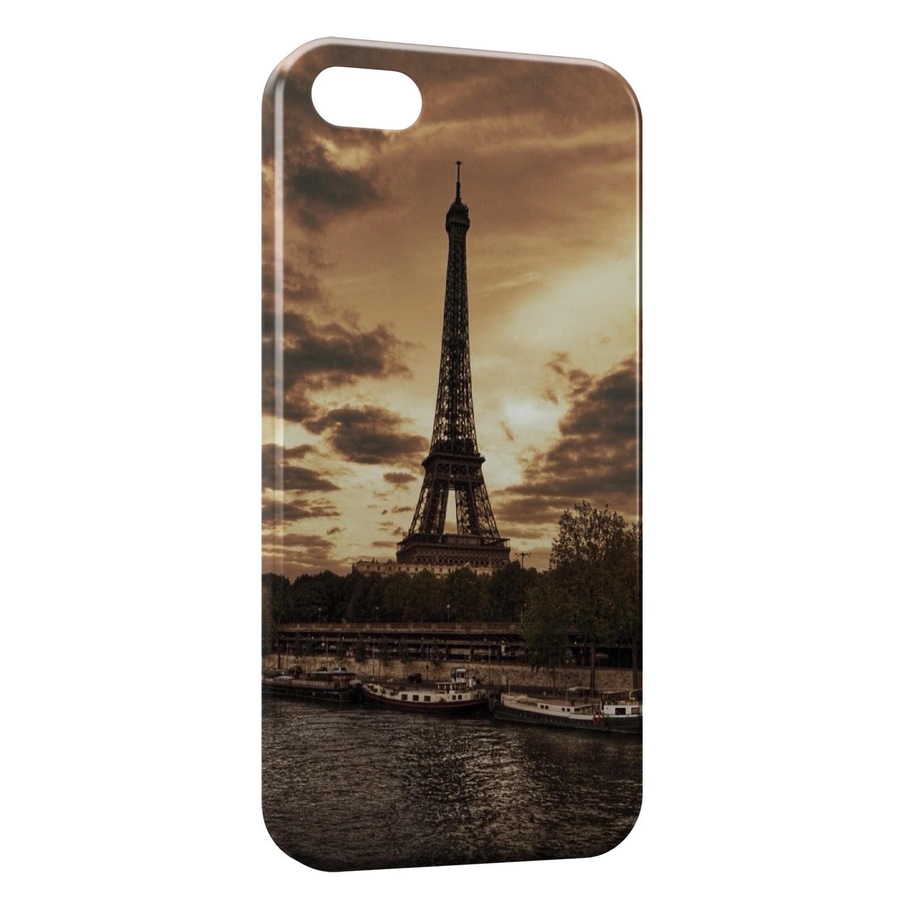 Coque iPhone 5C Paris Tour Eiffel