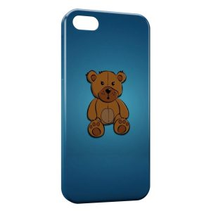 Coque iPhone 5C Petit Ourson