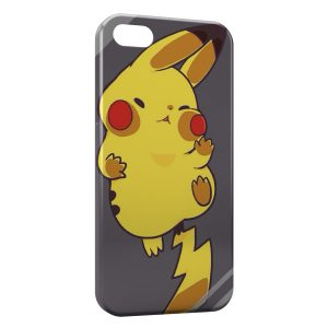 Coque iPhone 5C Pikachu Pokemon 2