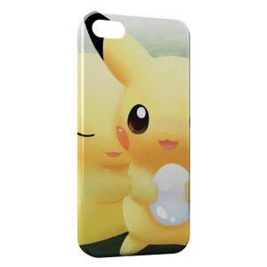 Coque iPhone 5C Pikachu Pokemon Graphic Love