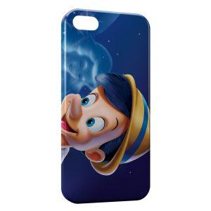 Coque iPhone 5C Pinocchio 2