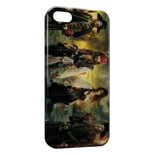 Coque iPhone 5C Pirates des Caraibes 2