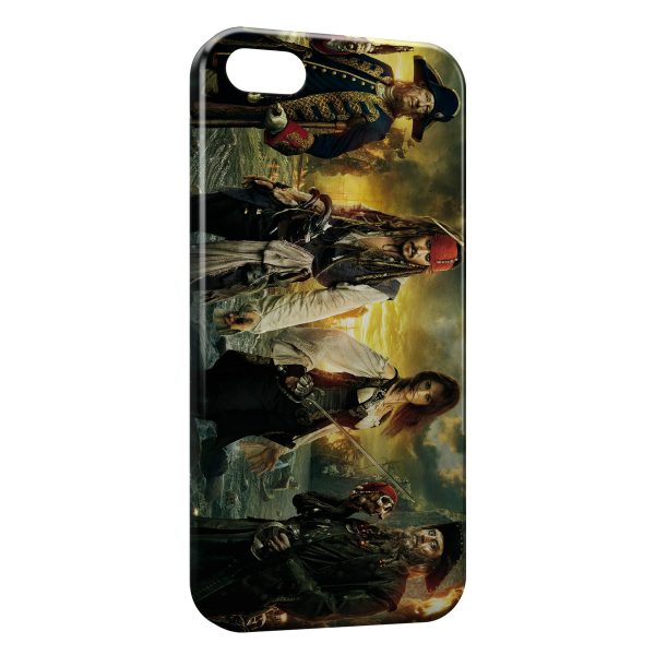 Coque iPhone 5C Pirates des Caraibes 2