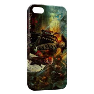 Coque iPhone 5C Pirates des Caraibes 3