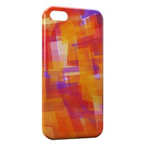 Coque iPhone 5C Pixel Design4