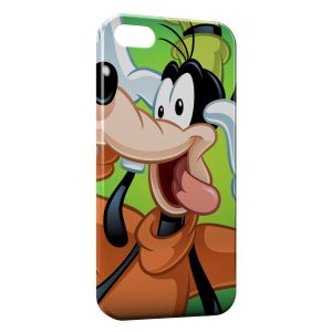 Coque iPhone 5C Pluto Donald 22