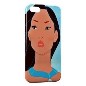 Coque iPhone 5C Pocahontas Dessins animés