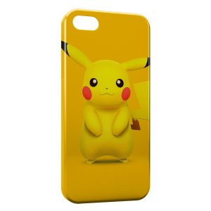 Coque iPhone 5C Pokemon Pikachu 22