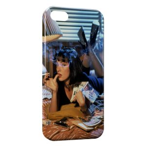 Coque iPhone 5C Pulp Fiction