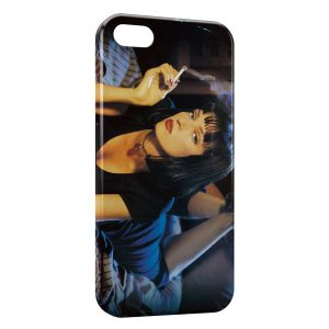 Coque iPhone 5C Pulp Fiction Film