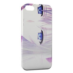 Coque iPhone 5C Queens Blade Manga