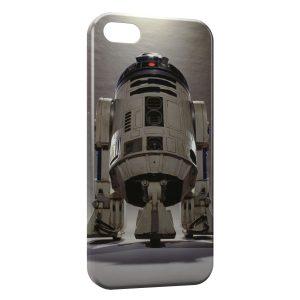 Coque iPhone 5C R2D2 Star Wars Robot 3